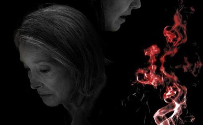 'Incendios', con Nuria Espert esta tarde en el Gran Teatro de Cáceres