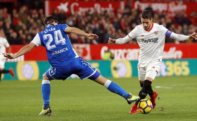 El Sevilla aprieta para meterse en puestos de Champions