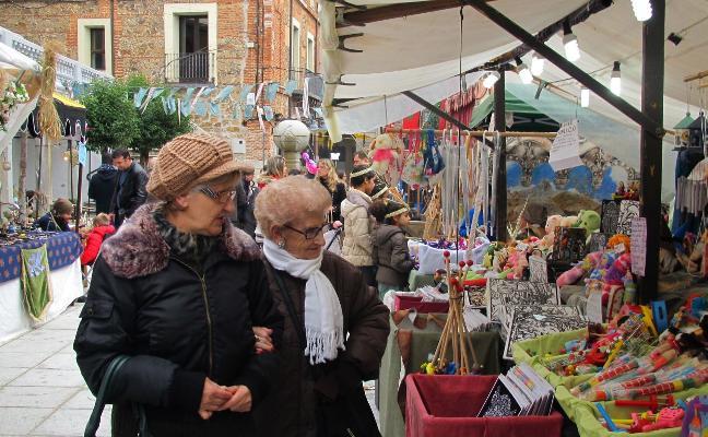 Jaraíz revivirá desde el martes su pasado comercial con el mercado de San Andrés