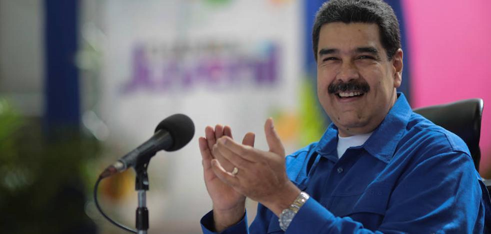 Maduro anuncia la creación de una criptomoneda frente al «bloqueo financiero» de EE UU