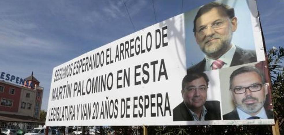 Fomento vuelve a citar al Ayuntamiento de Plasencia y la Junta para mejorar Martín Palomino