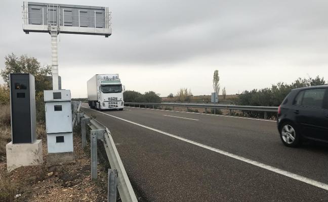Nuevos radares para captar los excesos de camiones, autobuses y remolques
