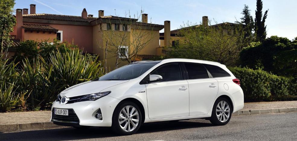 Toyota crece un 11% y cerrará 2017 con 65.000 vehículos vendidos