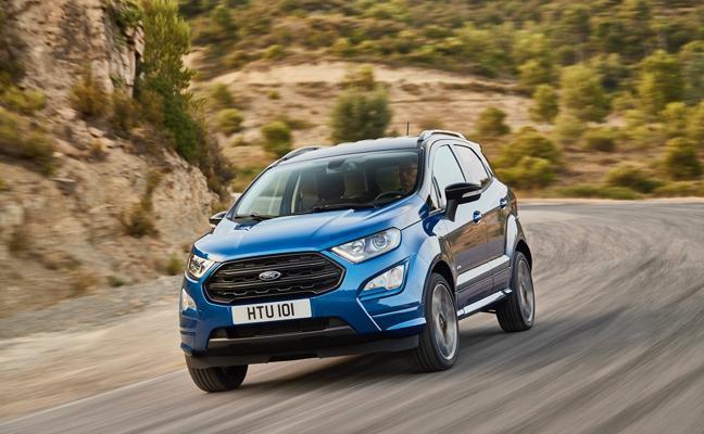 Ford EcoSport, nueva gama