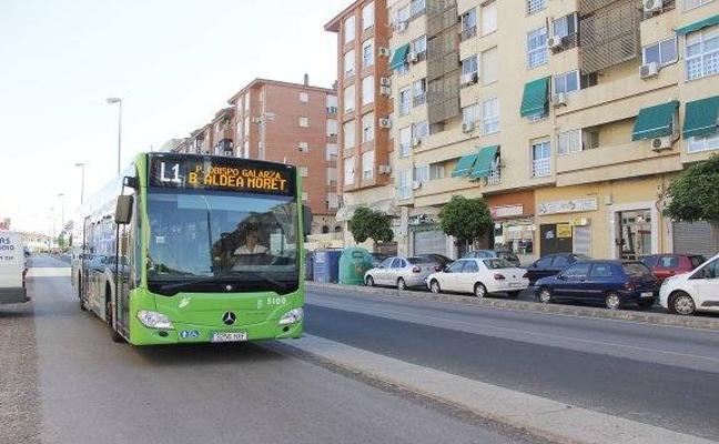 Cáceres inicia la elaboración de un plan para mejorar la vida de los residentes de Aldea Moret