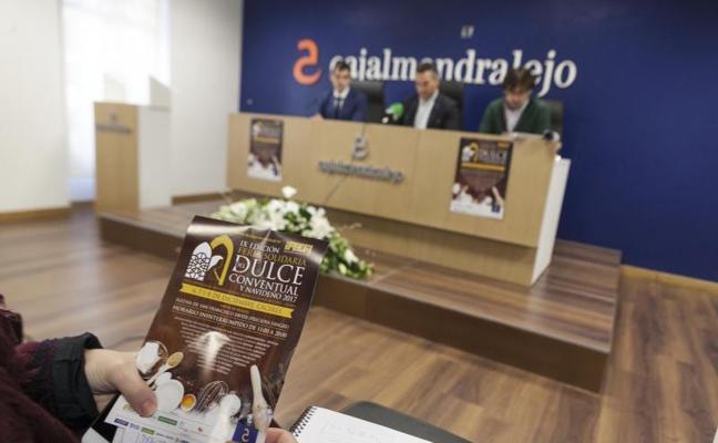 La IX Feria del Dulce Conventual ofrece en Cáceres medio centenar de variedades