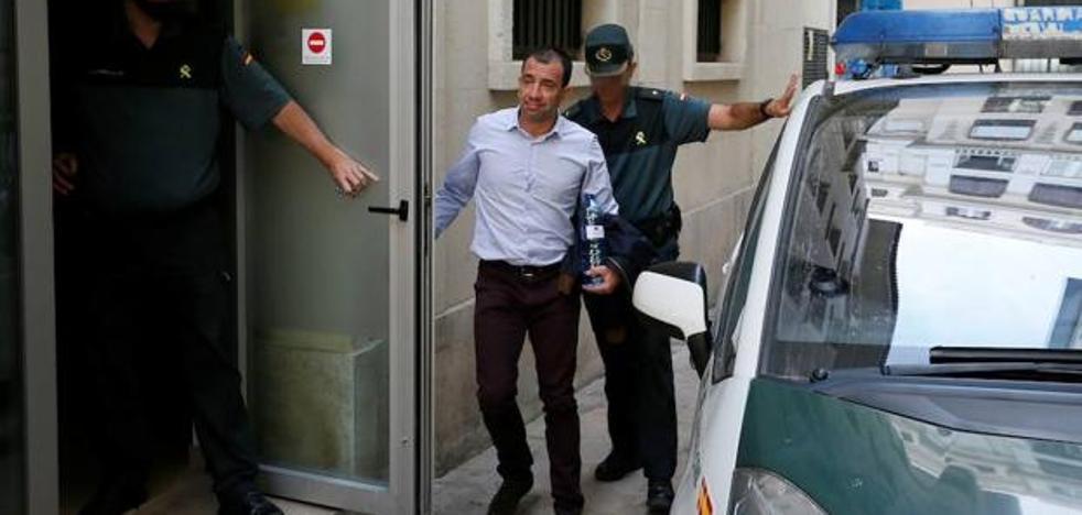 Pena de 22 años de cárcel al guardia civil que intentó matar a su compañera y a su familia