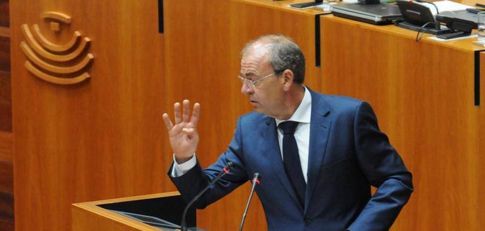 Blanco-Morales tacha la enmienda a la totalidad del PP de «patética e insípida»