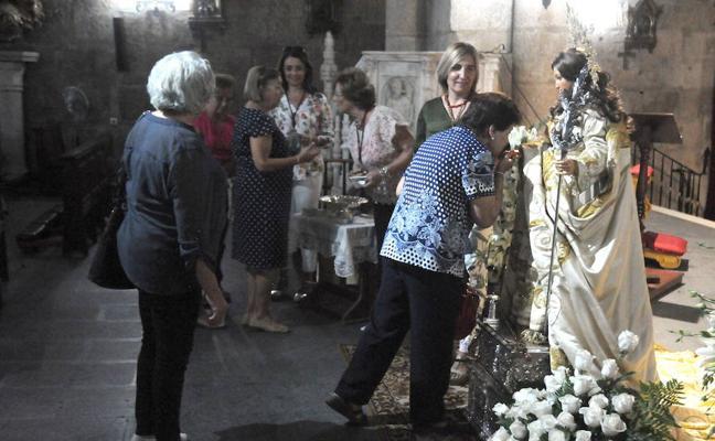 El centro Alcazaba acoge este lunes un ciclo de tres conferencias sobre Santa Eulalia