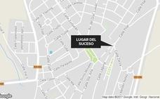 Una mujer de 72 años, con trauma craneal tras ser atropellada en Castuera
