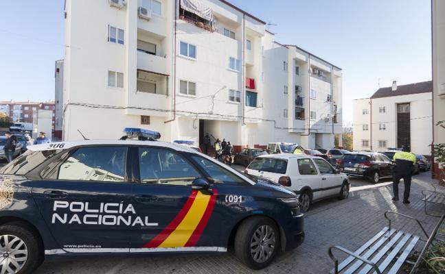 Operación policial en La Esperanza