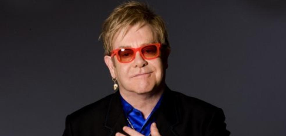 Elton John, «en shock» tras morir su madre