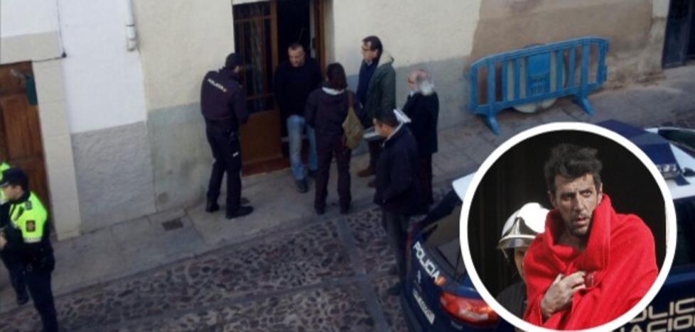 Un hombre muere tras un incendio en su vivienda de Cáceres