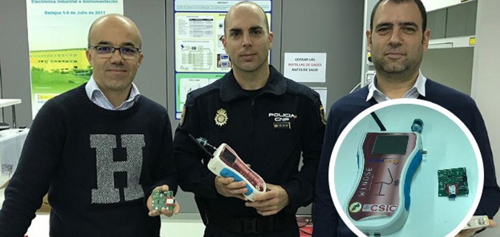 La UEx, Premio de Investigación de la Fundación Policía por una 'nariz electrónica'