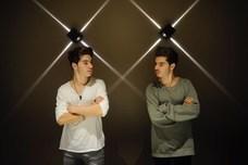 El dúo Gemeliers llegará a Cáceres el próximo 27 de enero con su tour 'Gracias'