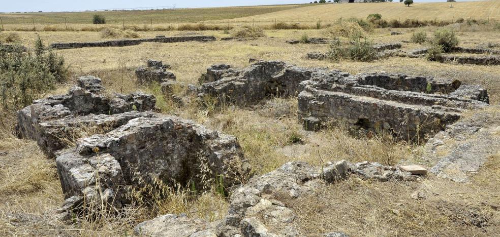 La Cocosa acogerá campamentos de verano para recuperar la villa romana