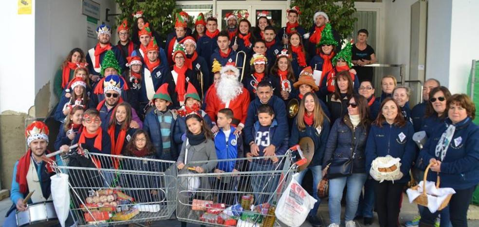 La 'Navidad nazarena' echa a rodar con un enfoque solidario