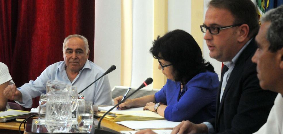 Acedo afirma que el gobierno local ya no podría subir los impuestos hasta 2019