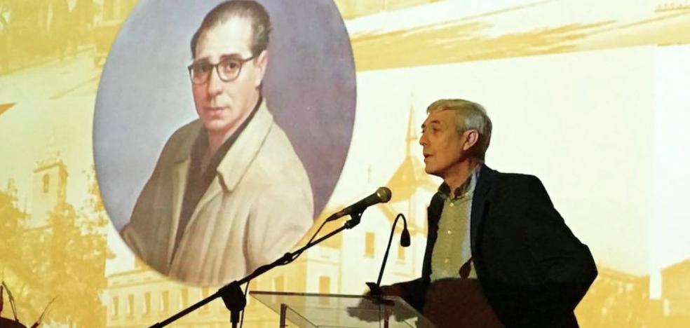 El patronato Juan Aparicio presenta su biografía