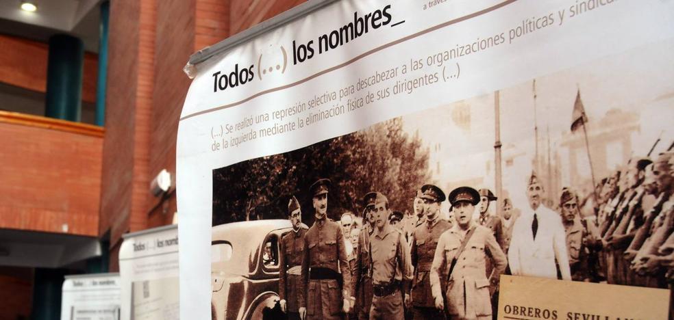 Exposición 'Todos los nombres', en el Centro Cultural Alcazaba de Mérida