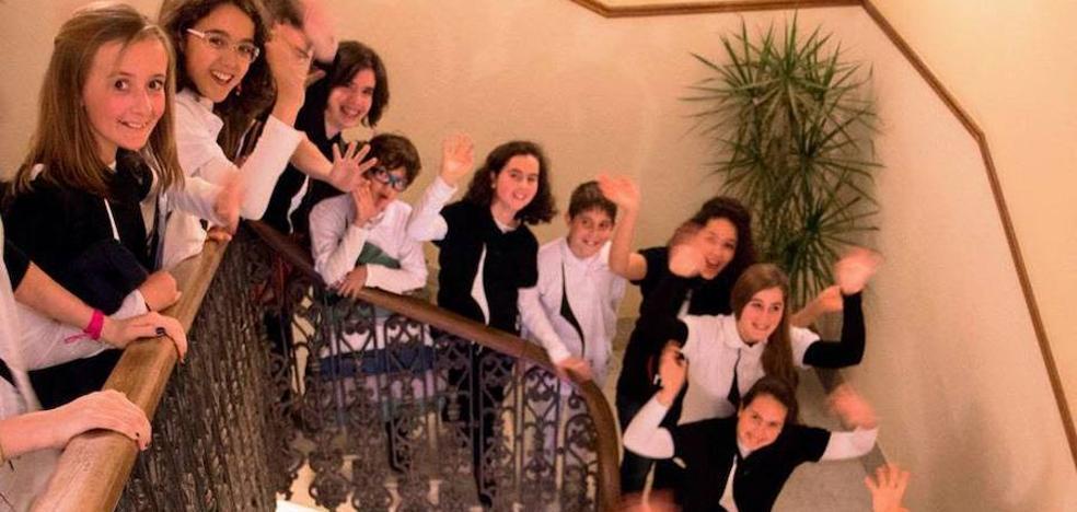 El XX Encuentro de Corales Hermano Daniel reúne en Badajoz a cinco agrupaciones