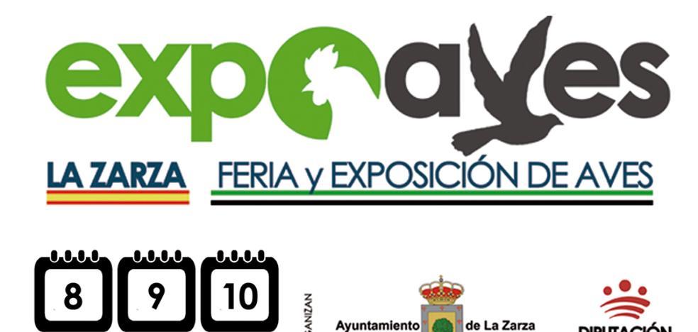 Más de 500 aves en la primera feria extremeña monográfica de aves de La Zarza