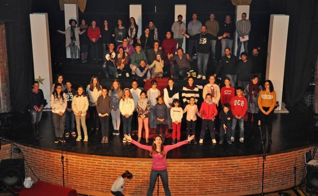 'La Magia de tus pasos' presenta en Don Benito una obra solidaria