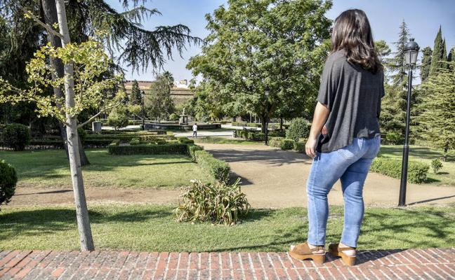 Promueven actividades para poner en valor el parque de la Legión de Badajoz