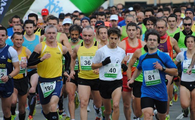 Más de 400 atletas asistirán mañana a la IX Media Maratón de Navalmoral