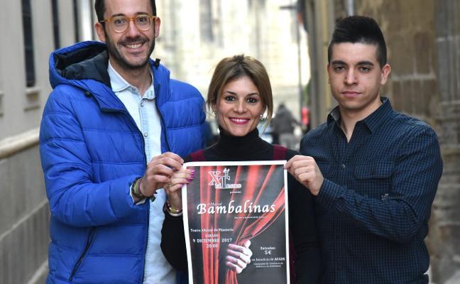 La compañía placentina Xerteatro se estrena hoy con un musical