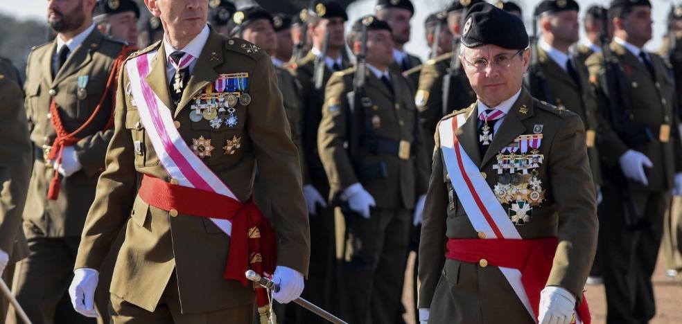 «Como soldado no hay mejor final de carrera que mandar una brigada como esta»