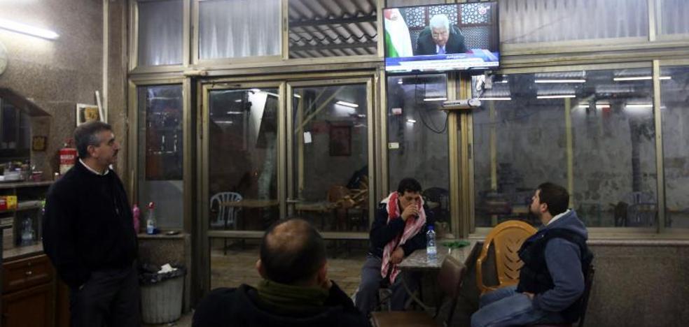Mahmud Abás rehúsa recibir al vicepresidente de EE UU tras la decisión sobre Jerusalén