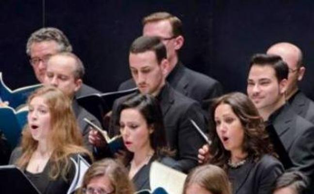 'Una noche en la ópera' en Cáceres con la Escuela de Canto de Badajoz