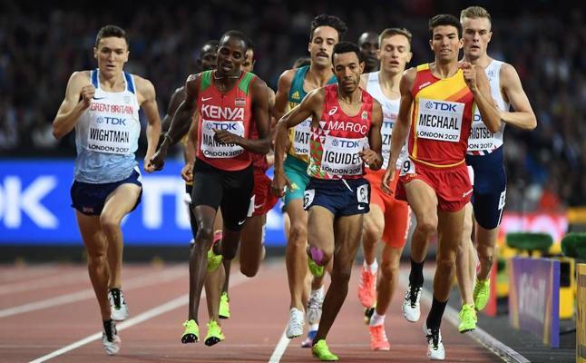 España se 'baja' al barro en busca de medallas
