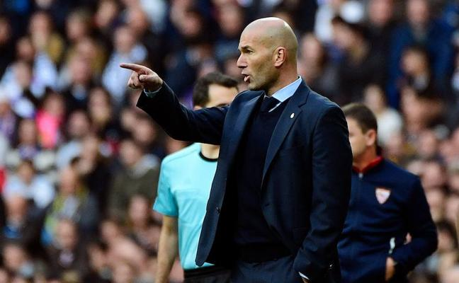 Zidane: «Ha sido espectacular»