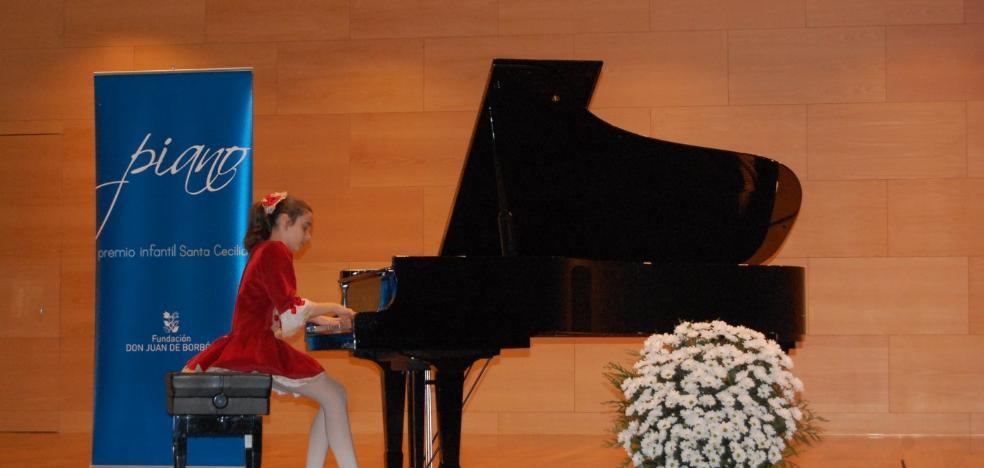 La joven pianista Fabiola Moreno, de Castuera, mejor intérprete en un certamen de Segovia