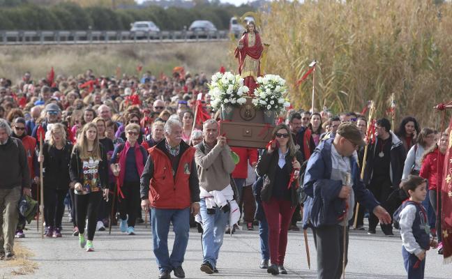 Mérida vive la fiesta de la Mártir