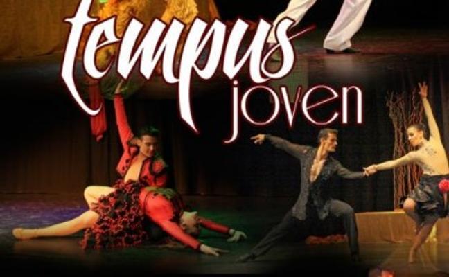 'Tempus joven', espectáculo de baile con varios campeones