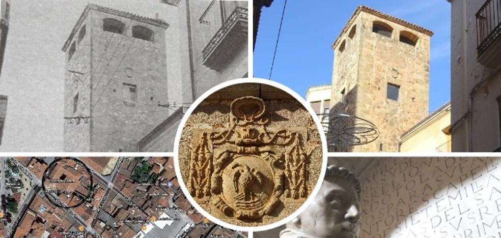La Casa de los Trucos de Cáceres y el niño secuestrado que pudo ser rey