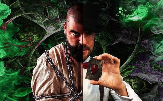 Trevelan, Scott y Emilio Santos ofrecerán una gala de magia en el López de Ayala