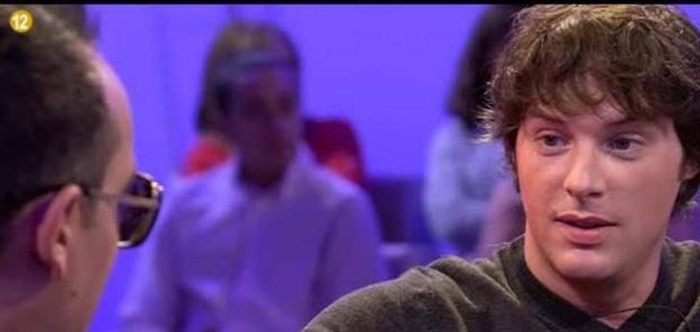 Jordi Cruz en 'Chester': «Tengo la misma enfermedad que mi padre, no saber sentir»