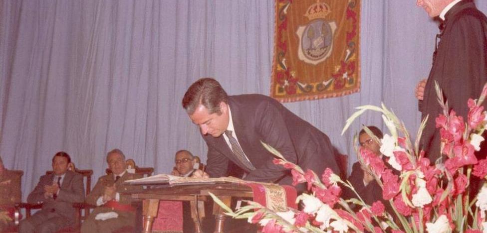 Fallece Francisco Rodríguez Romero, primer alcalde de la democracia en Fregenal