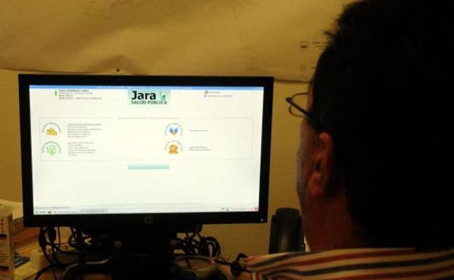 La actualización de JARA concluye sin incidencias en el SES, asegura Sanidad