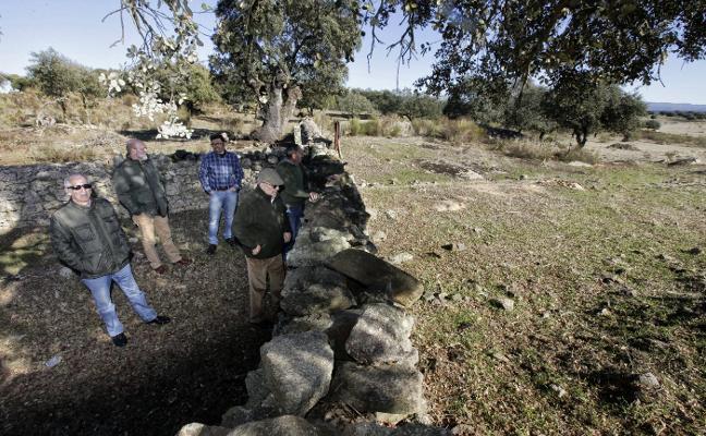 Aldea del Cano pide recuperar un camino histórico para acceder al pantano