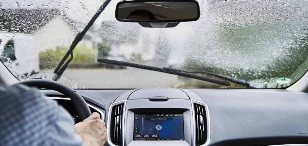 El invierno obliga a tomar medidas en la conducción para evitar accidentes