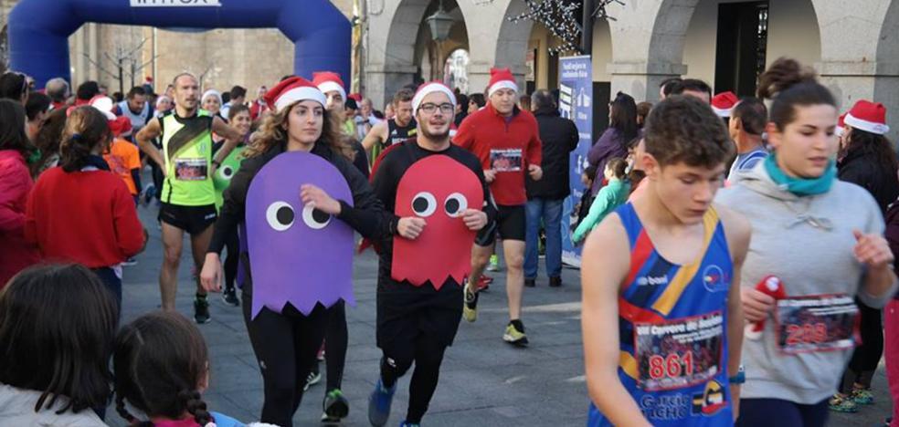 La Carrera de Navidad de Villanueva estrena nuevo formato
