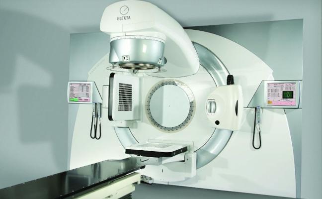 La nueva máquina de radioterapia del Infanta empezará a funcionar en verano