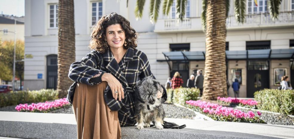 María Bigeriego, salvada por el teatro