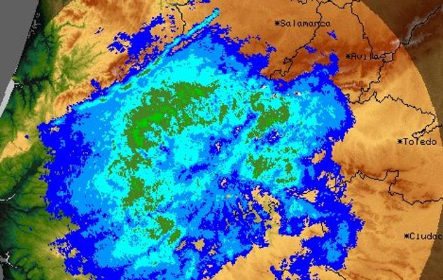 Guadalupe, Navalvillar de Ibor y Tornavacas, las localidades más lluviosas