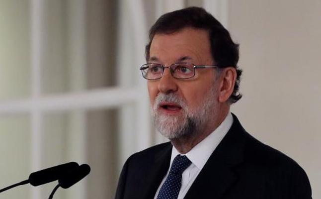 Rajoy: «Sea cual sea el resultado electoral ya no hay dudas de que en España la ley se cumple»